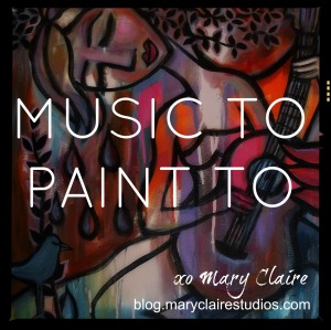 MUSIC TO PAINT TO