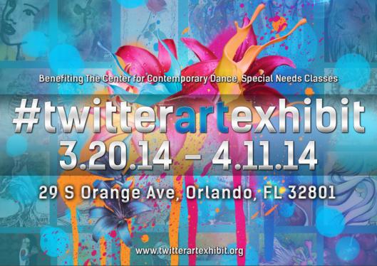 Twitter Art Exhibit