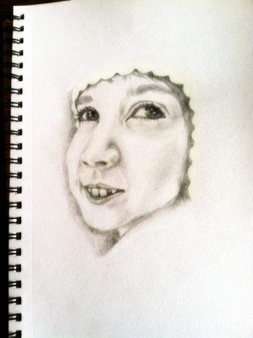 Amelia sketch